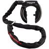 Trelock RS 350 / ZR 355 Protect-o-Connect Kombi Zapięcie kablowe  czarny